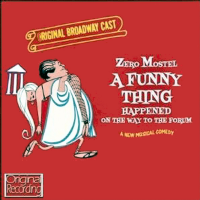 A Funny Thing Happened On The Way To The Forum Original Broadway Cast CD